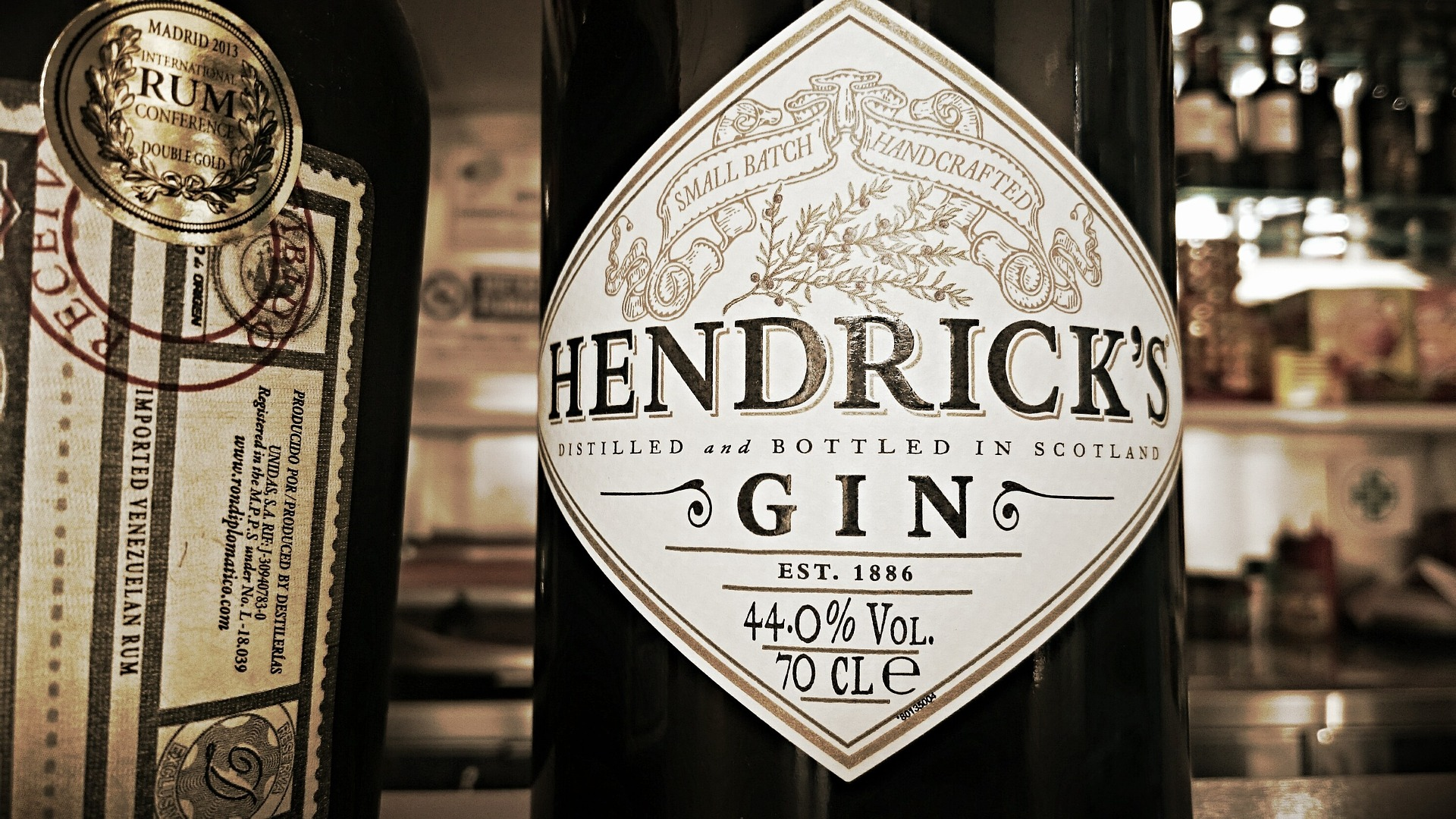 Hendrick's Alternatives - The Best Cucumber Flavoured Gins