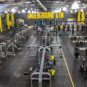 Underground Gym Tunbridge Wells Gyms