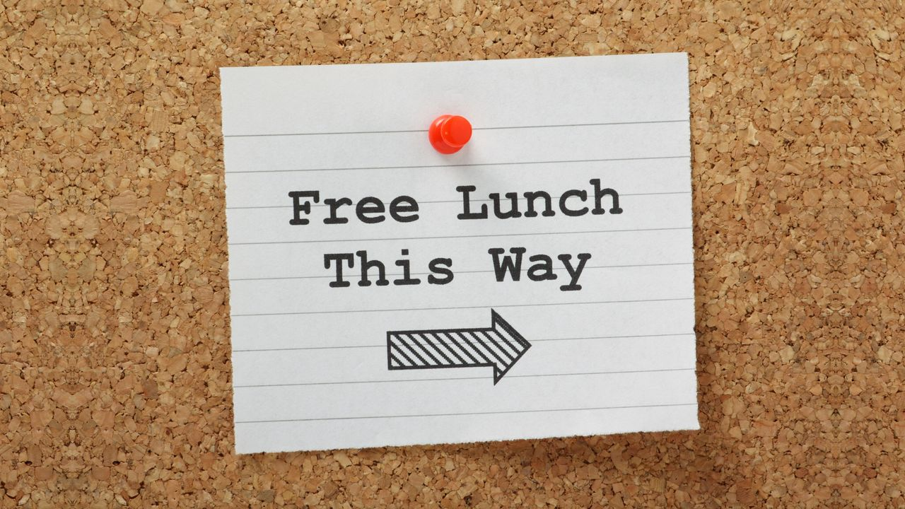 Free Lunch Evangelism: 21st Century Evangelism Strategies (Part 1)